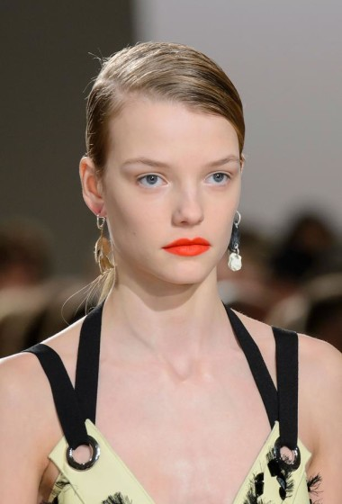 Beauty at Proenza Schouler Autumn (Fall) / Winter 2016