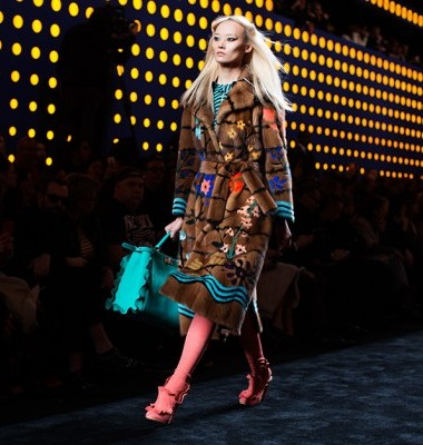 Fendi Runway….Fall / Winter 2016