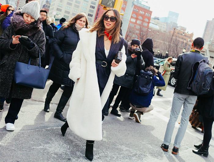 New York Fashion Week 2016 Day 2
