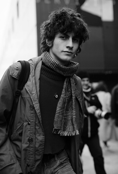 On the Street…Shaggy Seventies, Milan