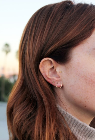 4 Multiple Earring Looks To Try Now