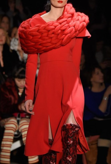 Detailed photos of Christian Siriano Autumn (Fall) / Winter 2016