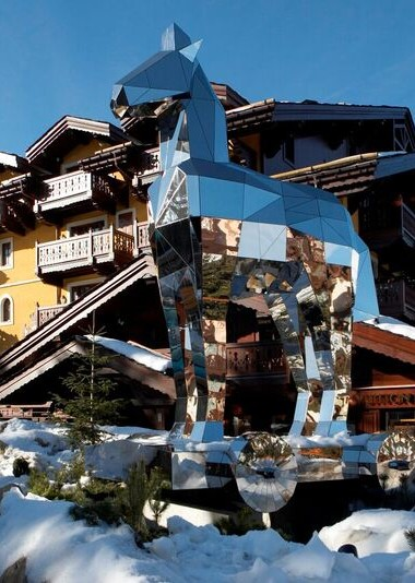Cheval Blanc Hotels (Part 1): Courchevel