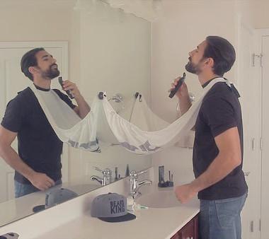 Beard Bib: It's a Thing and Every Man Needs One