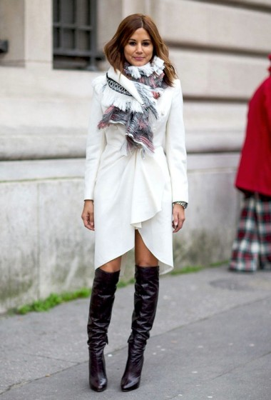 A Fashion Editor-Approved Way To Wear Knee-High Boots