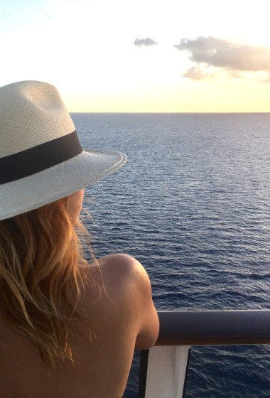 Back In New York But Missing The Caribbean…