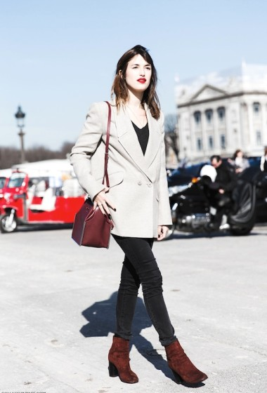 Steal Jeanne Damas' Chic Color-Coordinated Look