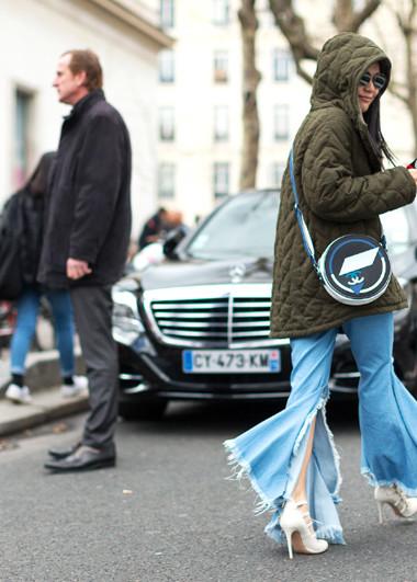 Paris Fashion Week Face-Off: Street Style vs. Runway