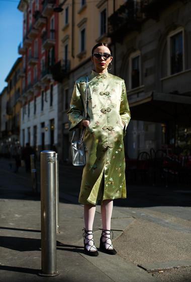 On the Street…Naviglio Grande, Milan