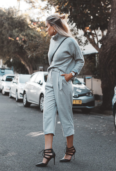 How To Wear Grey This Season: 6 Styling Tips