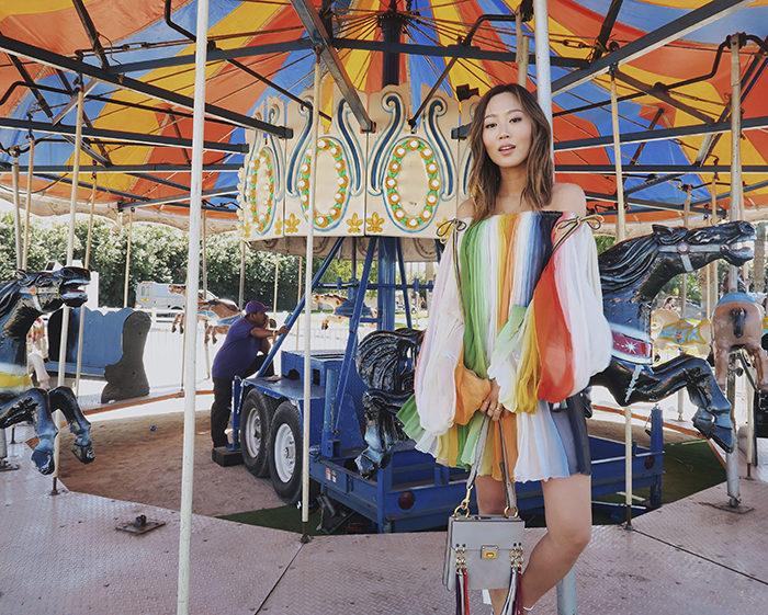 Chloe Girl at Coachella