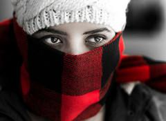 intense Red……