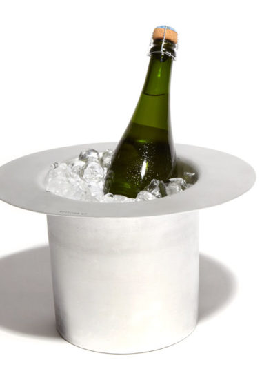 Home Must Have: Kate Spade Top Hat Ice Bucket