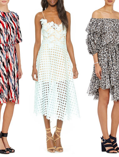 Summer Lovin': Dresses to Fall in Love In