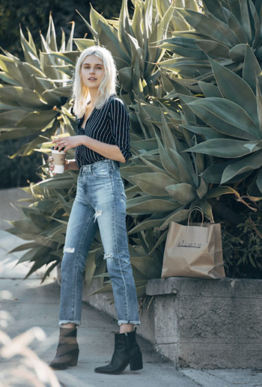 A Casual-Chic Look For Everyday