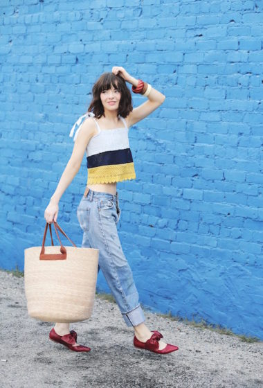Jane Aldridge Schools Us in Summer Styling