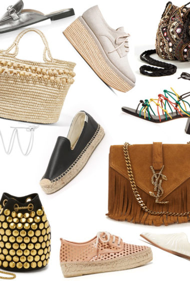 11 Cool Bags & Shoes For Summer