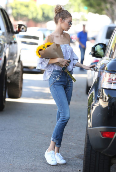 Model Style: Gigi Hadid In LA