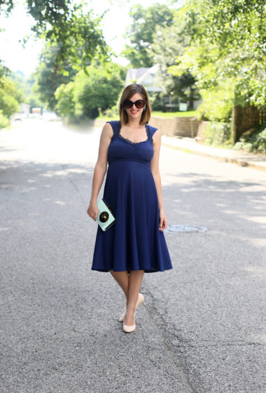 What I Wore | In the Navy
