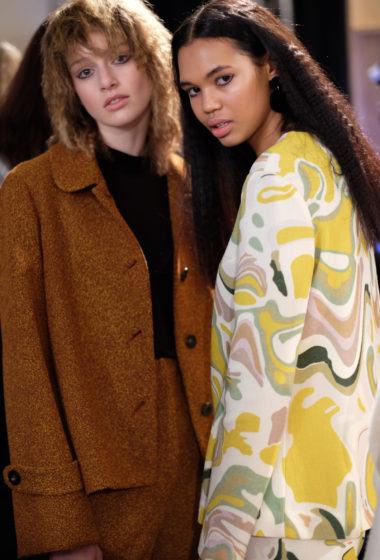 Backstage @ Penny Sage & Lucilla Gray / NZFW