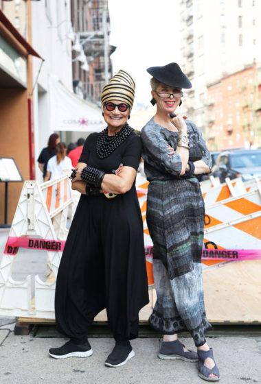 The Idiosyncratic Fashionistas, SoHo