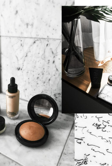 The Minimal Make-Up Bag: My Go-To Products
