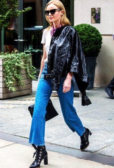 Kate Bosworth Steps Out In A Copy-Worthy Fall Look