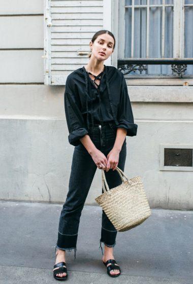 Wicker Bag