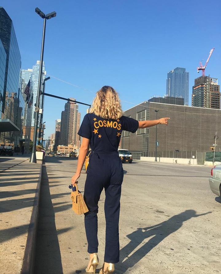 crop denim jeans