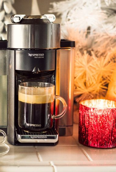 Give the Gift of Nespresso