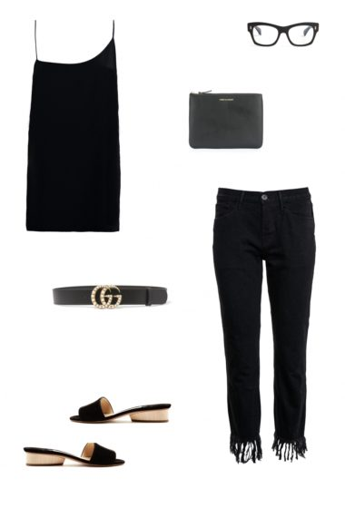 Black With Detail