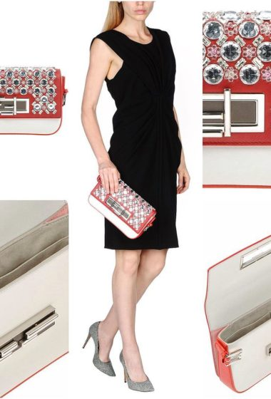Fendi Jewel Embellished Baguette Can Be Yours!