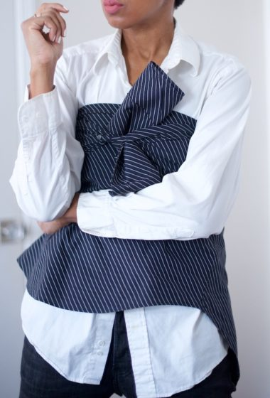 4 Ways To Reconstruct Your Shirt
