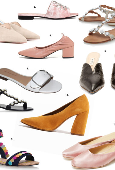 20 Obsession Worthy Spring Shoes