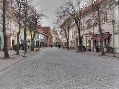 pilies Gatve, Vilnius