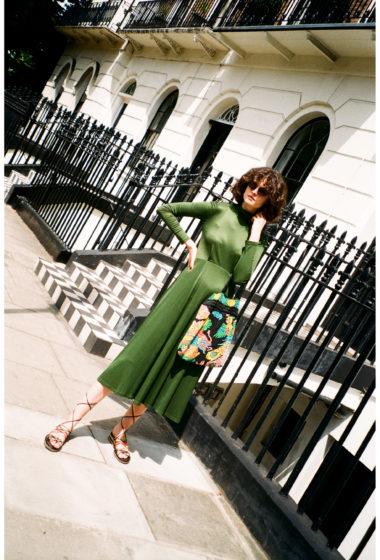 Kate Sylvester in London