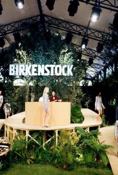 A Night in Paris With Birkenstock
