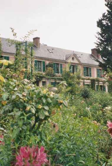 A Day in Giverny With Talisa + Monet