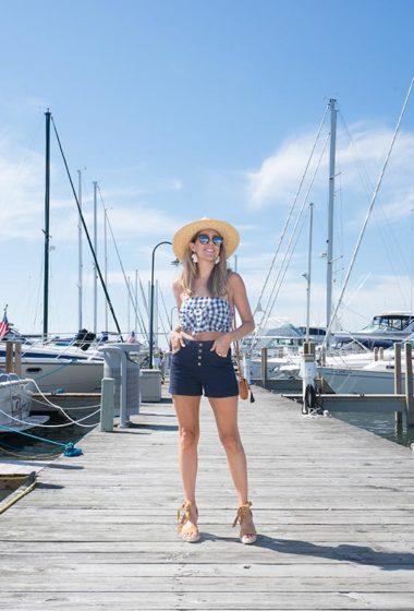Today's Everyday Fashion: Petoskey Marina