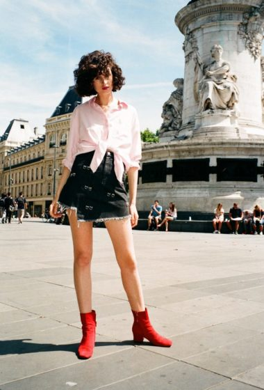 Modern Society & Sandy Liang in Paris