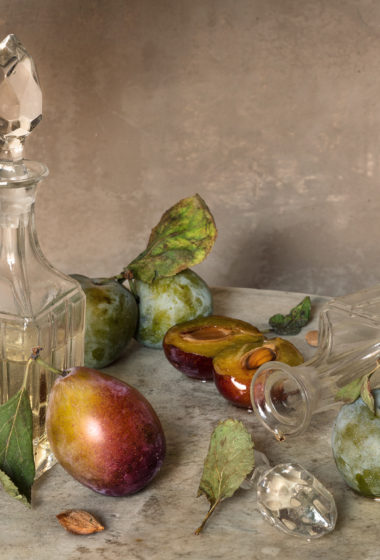 Provence Pre-Autumn Still Life