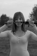 Szandra és a papírvágó kard