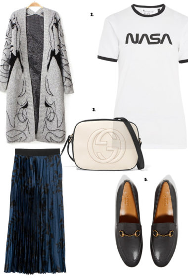 2 Ways To Style Fall Skirts