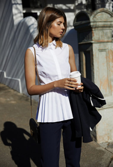 How To Style The White Shirt