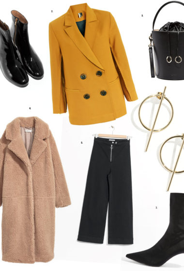 Killer Fall Pieces I'm Loving Right Now