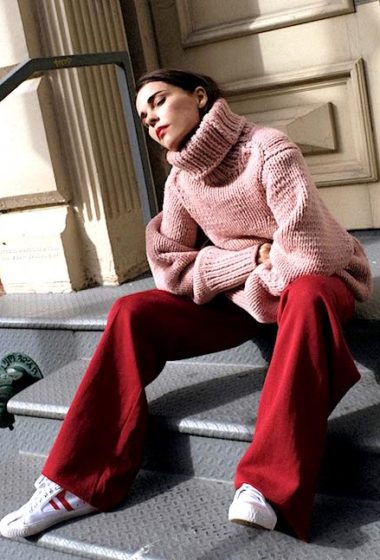 All The Red Pants You Didn't Realize You Needed
